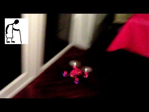 Mini Quadcopter Part #9 more practice