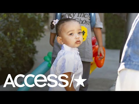 13-Month-Old Chicago West Is Already Walking Like A Pro In Mom Kim Kardashian's Heels   Access
