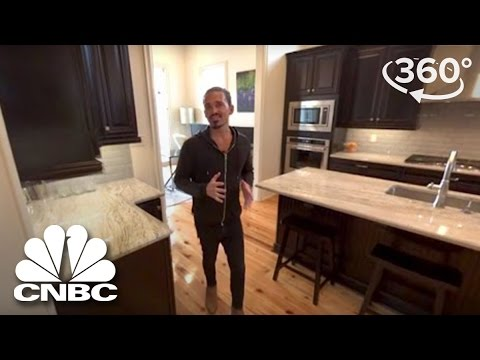 Bakery Village 360˚ 'Open House' Tour with Sidney Torres | The Deed | CNBC Prime