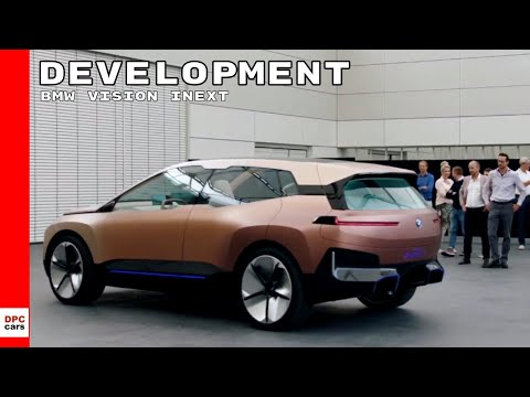 BMW Vision iNEXT Development