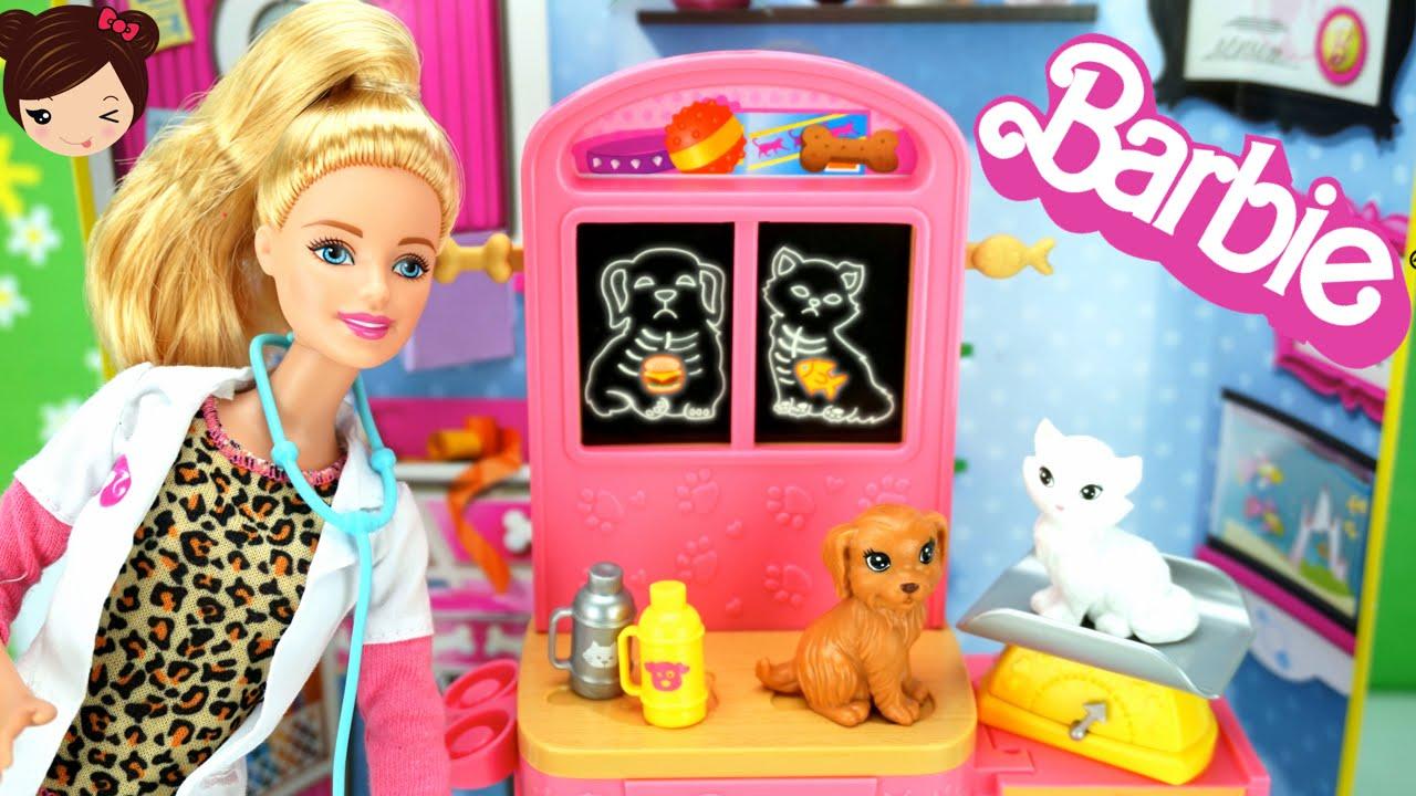 Barbie quiero ser veterinaria mu eca barbie cuida y cura - Figuras de lladro precios ...