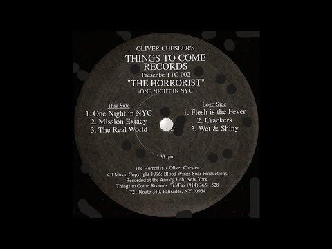 The Horrorist - Crackers (Techno 1996)