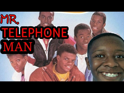 Mr Telephone Man Cover By New Edition Youtube