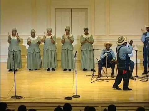 McIntosh County Shouters: Gullah-Geechee Ring Shout from Georgia