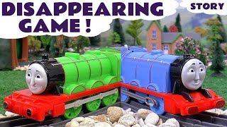 Томас і його друзі веселі ігри грати Doh іграшки та іграшки Trackmaster поїзда забавні діти відео