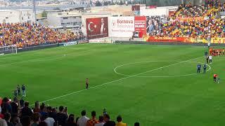 Gambar cover Göztepemiz 2-1 Bursaspor Maç Sonu Güzel Görüntüler #Dostluk