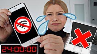 24 SAAT İNTERNETSİZ TELEFONSUZ BİR GÜN GEÇİRMEK !!