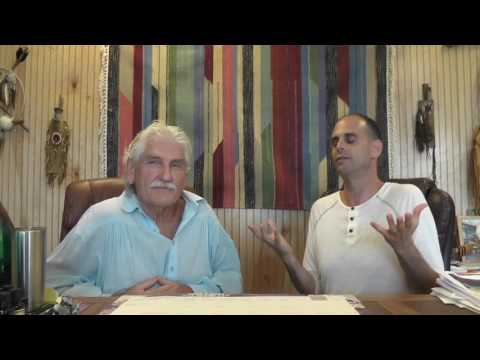 A talk with Dr. Morse and Steve Factor.