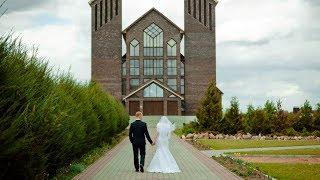 Христианская свадьба Роман + Юлия БАРАНОВИЧИ | ХРИСТИЯНСЬКЕ ВЕСІЛЛЯ