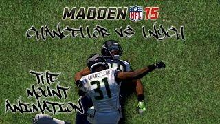 EA Madden NFL 15 - (XB1) - Madden Blooper! | Chancellor vs Lynch | The EA UFC Full Mount