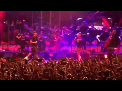 The Hilltop Hoods - Nosebleed Section (Live with Sydney Symphony Orchestra) - 02/04/16
