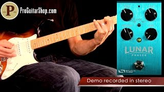Source Audio One Series: Chorus, Flanger, Phaser