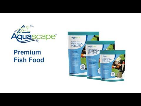 Premium Pond Fish Food By Aquascape, Inc.
