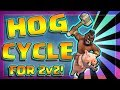How Does This Deck Work? - HOG CYCLE! - Clash Royale