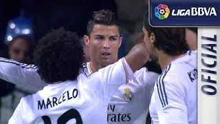 Resumen de Real Madrid (7-3) Sevilla FC - HD