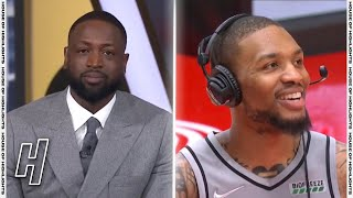 Damian Lillard Postgame Interview - Pelicans vs Blazers | March 16, 2021