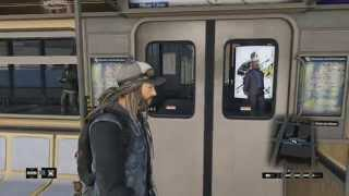 Watch Dogs - Train Escape