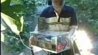 5KW free energy бестопливный генератор Kapanadze Капанадзе