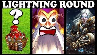 "Grubby | ""Lightning Round"" | Warcraft 3"