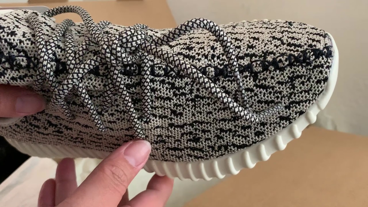 """Yeezy Boost 350 """"Turtle Dove"""" (dhgate"""