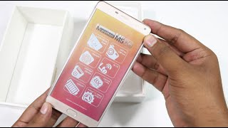 Gionee Marathon M5 Plus Unboxing amp Hands on Review