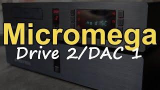 Micromega Drive 2/DAC 1[Reduktor Szumu] #196