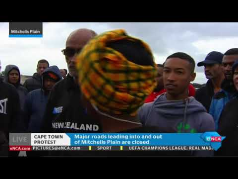 Mitchell's Plain residents speak out