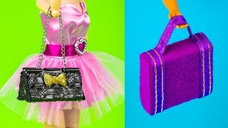 15 DIY Barbie Supplies And Crafts