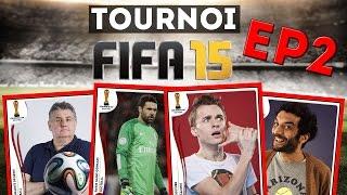 Tournoi FIFA 15 : Squeezie, Ménès, Ramzy & Sirigu thumbnail