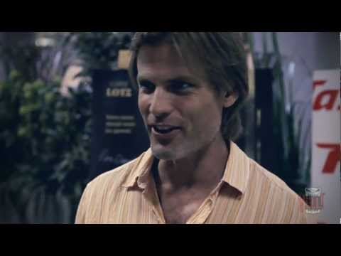 Casper Van Dien Exclusive Interview At Fantasia On Starship Troopers: Invasion (2012)