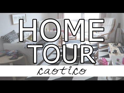 Home Tour Real de una casa familiar - Fanaticas del orden NO VEAN éste vídeo | Mama Tatuada