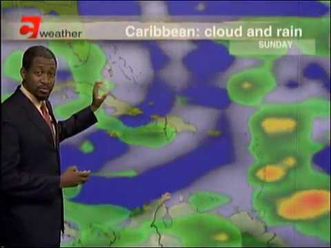 Caribbean Travel Weather - Friday October 13th, 2017
