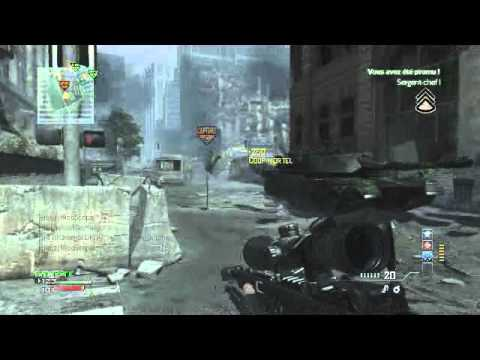 NicoScope - MW3 Game Clip