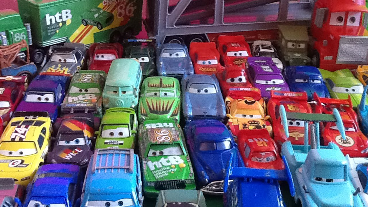 Disney Collector Br Cars  Toys