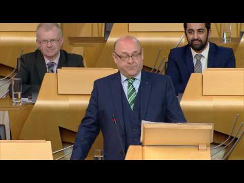 50th Anniversary of Celtic's European Cup Win - Scottish Parliament: 25 May 2017