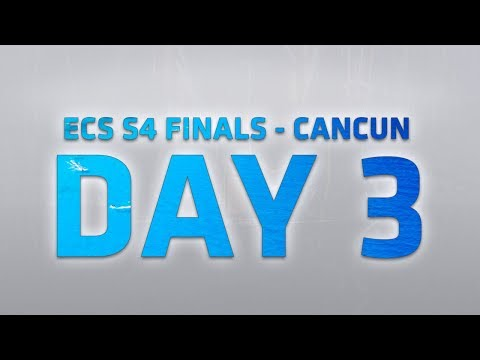 ECS CS:GO S4 Finals Day 3: Semi Finals & Grand Final