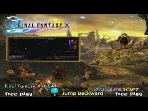 Hyperspin - Sony Playstation 2 - Final Fantasy X Theme