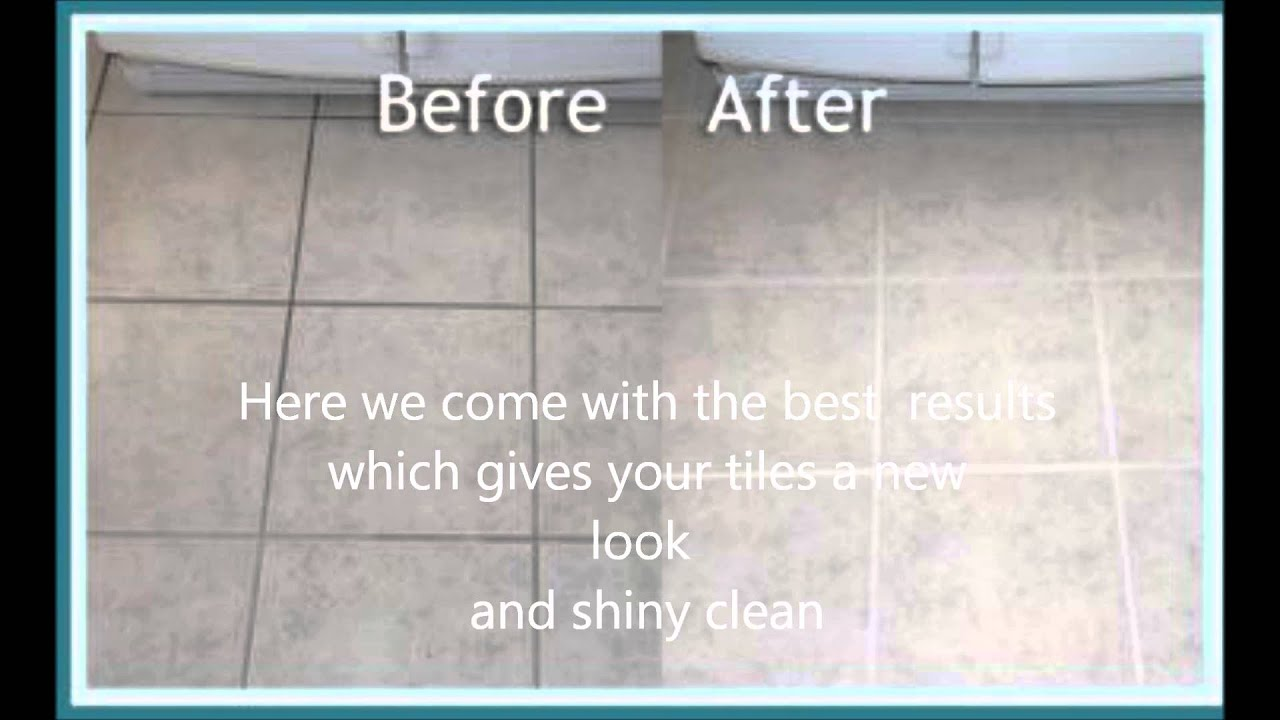 Make Your Tiles As New And Shine Youtube