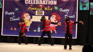 Ajay Prajith Diwali 2017 Celebration Pittsburgh USA