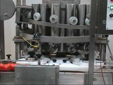 Rotary Piston Filler Refurbished