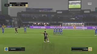 Entry for goals of the week