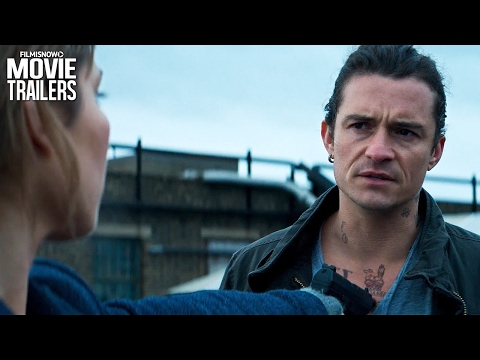 Unlocked Trailer - Noomi Rapace and Orlando Bloom Star in Action Thriller