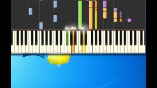 Cole Porter   You do something to me [Piano tutorial by Synthesia]