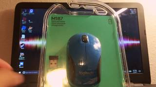 M187 LOGITECH mouse review