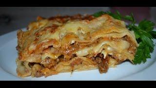 Итальянская лазанья/ Lasagne
