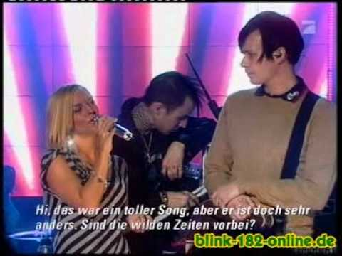 blink 182   i miss you  in germany