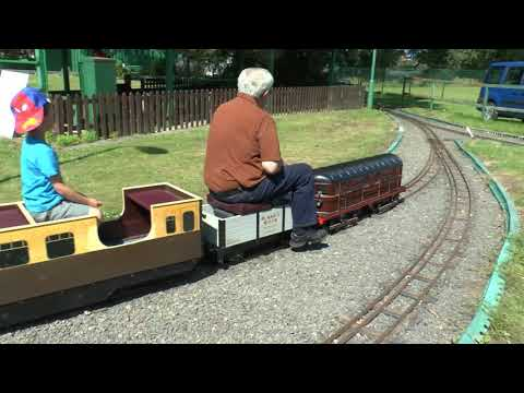 Miniature Railways of Great Britain 2021   Burton upon Trent Model Engineering Society