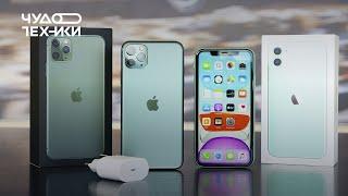 Зеленый iPhone 11 Pro Max — полный обзор