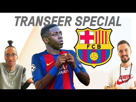 Wonderkid Dembele to Join Barcelona? | Comments Below Transfer Special