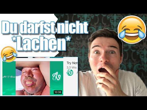 Try not to laugh CHALLENGE | Du darfst NICHT LACHEN